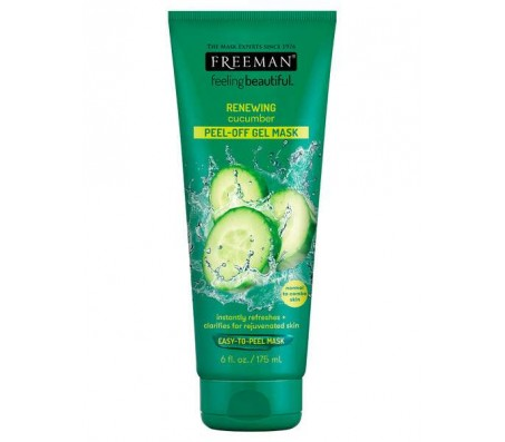 Freeman Renewing Cucumber Peel-Off Gel Mask - 175ml