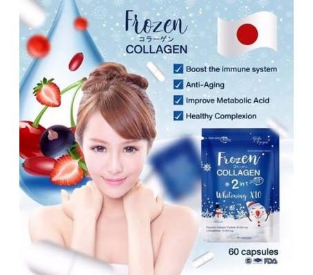 Gluta Frozen Collagen 2 in 1 Whitening x10