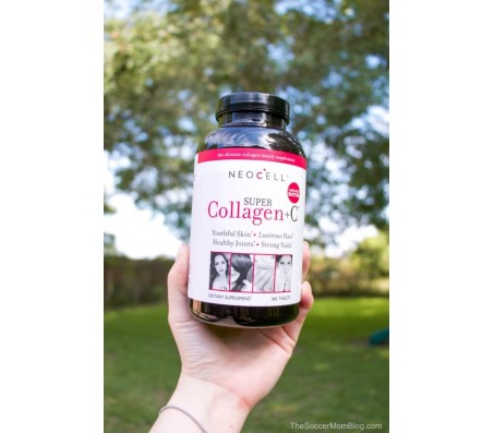 Neocell Super Collagen + C Dietary Supplement 360 Tablets