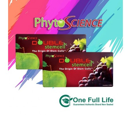 Phytoscience Double Stemcell The Origin of Stemcells