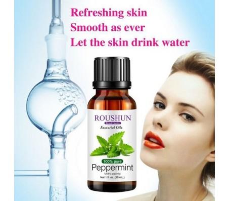 Roushun Peppermint Essential Oil - 30ml