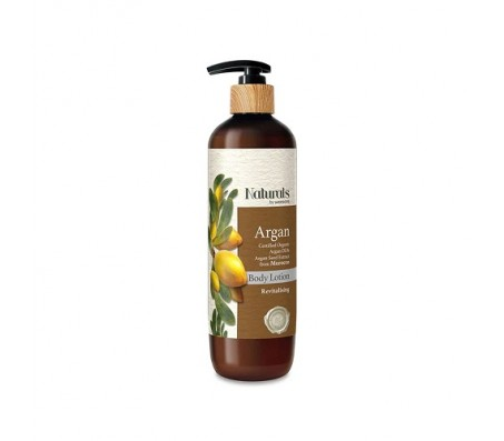 Naturals by Watsons Argan Body Lotion - 490ml
