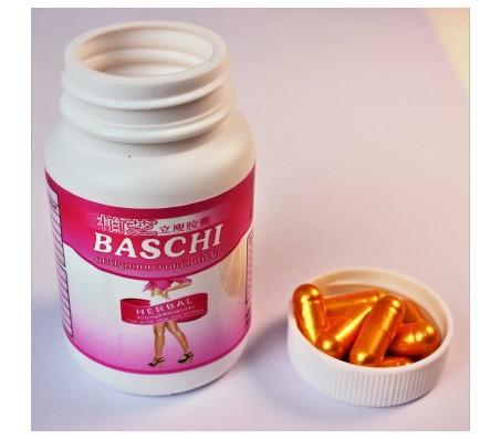 Baschi Gold Quick Slimming Capsules - 40 Capsules