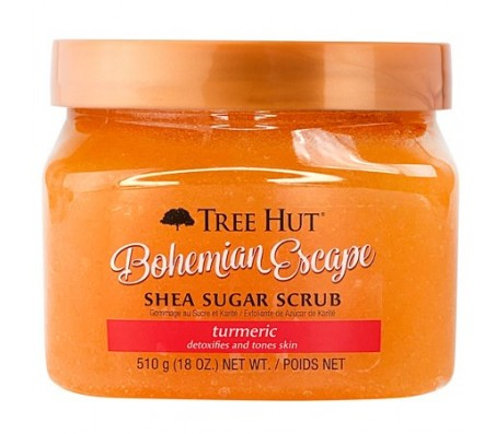 Tree Hut Turmeric Sugar Scrub- 510g