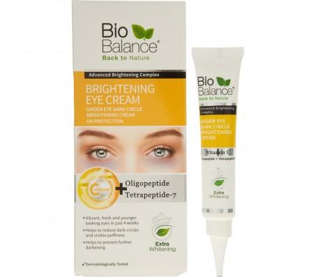 Bio Balance Under Eye Dark Circle Brightening Cream - 15ml
