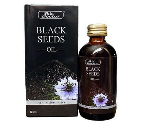 Skin Doctor Premium Black Seed Oil - 125ml