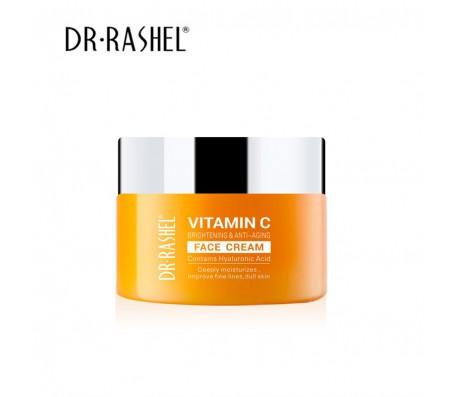 DR RASHEL Vitamin C Brightening And Anti Aging Face Cream