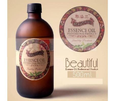 Beautiful Essence Massage Oil - 500ml