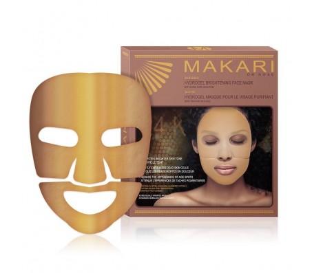 Makari 24k Gold Hydrogel Brightening Face Mask