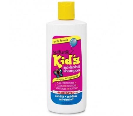 Sulfur 8 Kids Medicated Anti-Dandruff Shampoo - 7.5oz