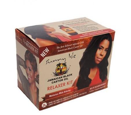 Sunny Isle Jamaican Black Castor Oil Relaxer Kit