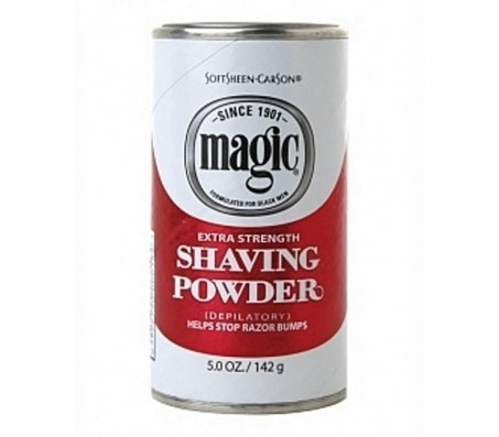 SoftSheen Carson Magic Men's Extra Strength Shaving Powder