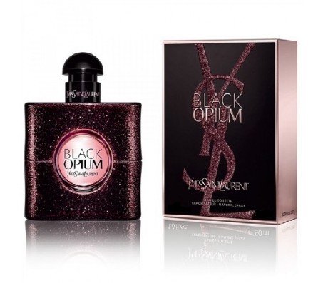 Yves Saint Laurent Black Opium Nuit Blanche EDP Perfume for Women - 90ml