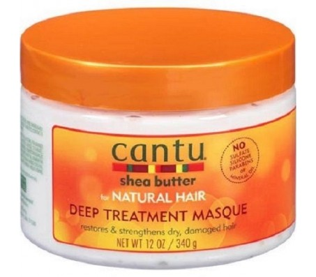 Cantu Shea Butter for Natural Hair Deep Treatment Masque -340g