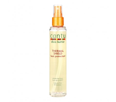 Cantu Shea Butter Thermal Shield Heat Protectant -151ml