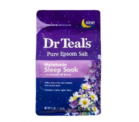 Dr. Teal's Melatonin Sleep Soak with Essential Oil 1.36kg