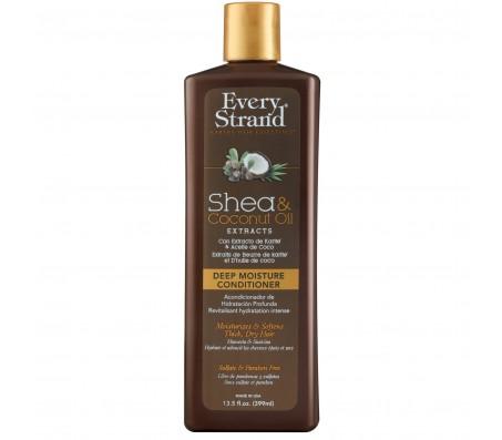Every Strand Shea & Coconut Oil Deep Moisture Shampoo - 399ml