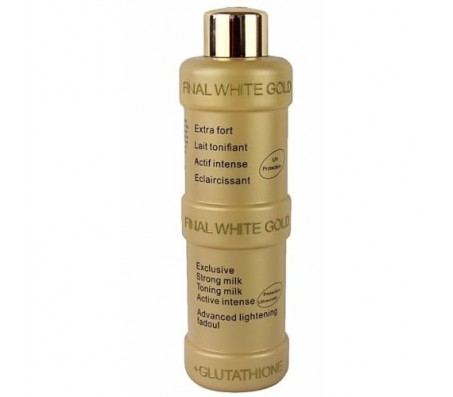 Final White Gold Whitening Glutathione Plus Lotion 500ml