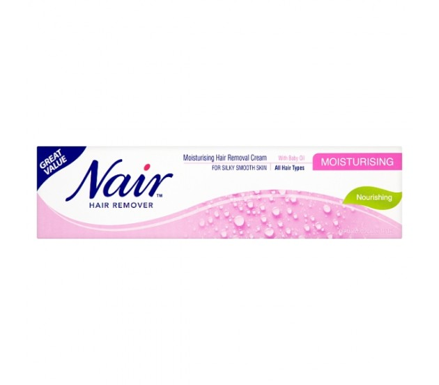 Nair Nourishing Hair Removal 80ml