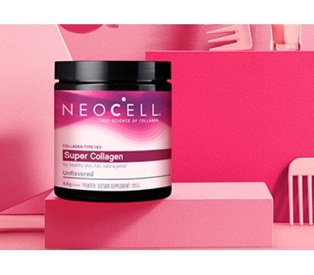 Neocell Unflavored Super Collagen Dietary Supplement