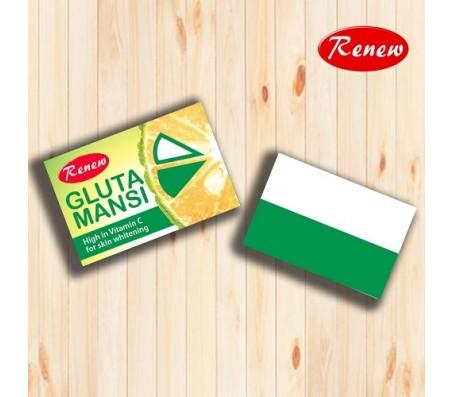 Renew Gluta Mansi Soap 135g