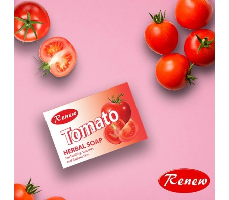 Renew Tomato Whitening Soap 135g