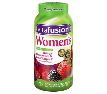 Vitafusion Women's Gummy Vitamins 220 Gummies