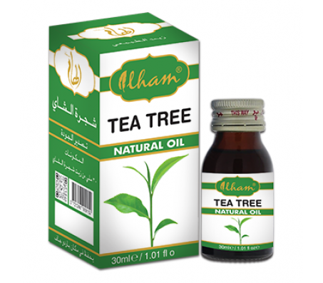 Alham Tea Tree Natural Oil 30ml