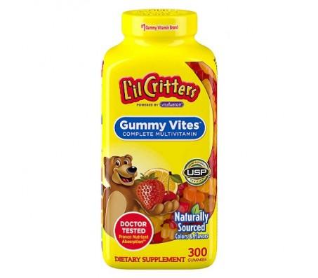 Lil Critters Gummy Vites Multivitamin 300 Gummies