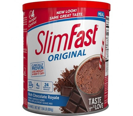 Slimfast Rich Chocolate Royale 364g