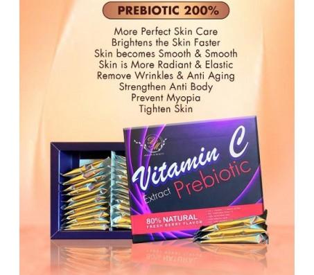 Vitamin C Extract Prebiotic - 24 Sachets