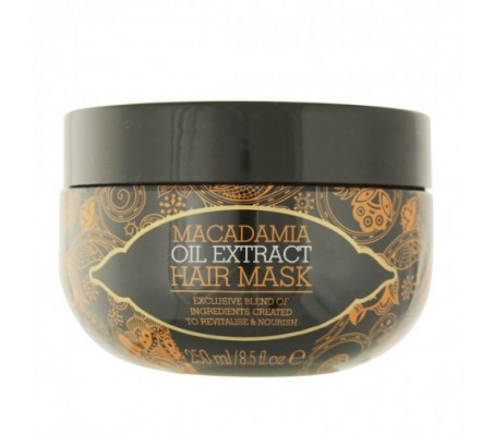 Xpelair Macadamia Oil Extract Hair Mask 250ml