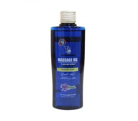 YC Lavender Massage Oil 105ml