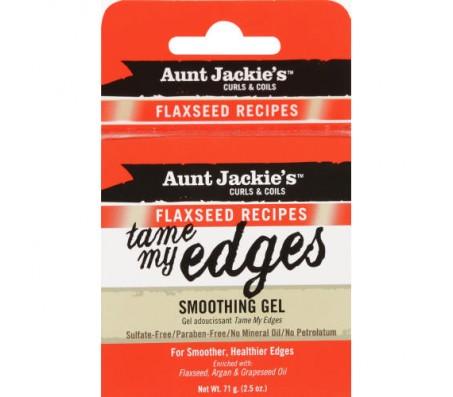 Aunt Jackie Tame My Edges Smoothing Gel