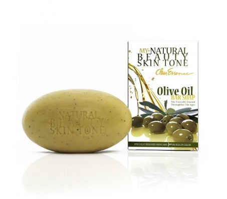 Clear Essence My Natural Beauty Skin Tone Olive Soap