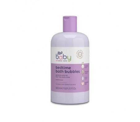 Boots Baby Bedtime Bath Bubbles 500ml
