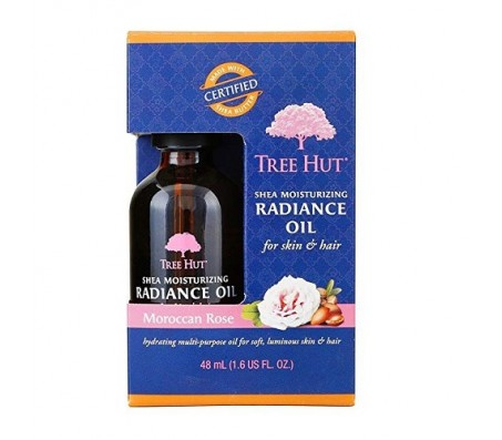 Tree Hut Radiance Oil - Moroccan Rose - 48ml