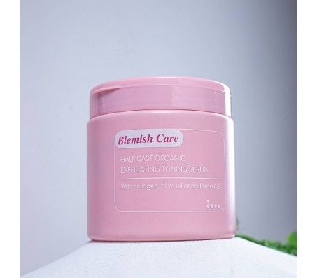 Blemish Care Half Caste Organic Exfoliating Scrub