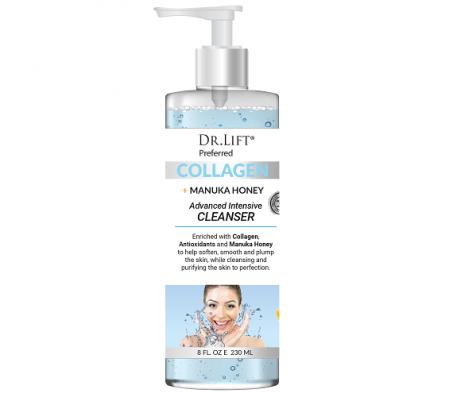 Dr Lift Collagen & Manuka Honey Advanced Intensive Cleanser 230ml