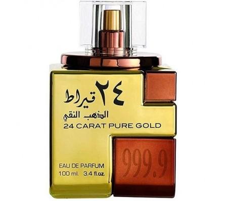 Lattafa 24 Carat Pure Gold Edp 100ml