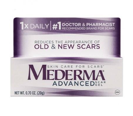 Mederma Advanced Scar Gel 20g