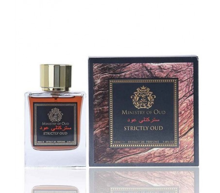 Ministry of Oud Strictly Oud Edp 100ml