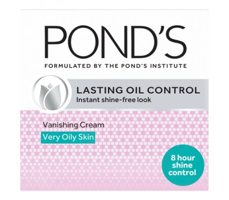 Ponds Lasting Oil Control Vanishing Cream 50ml