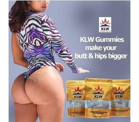 KLW Gummies for Butt & Hip Enhancement