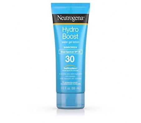 Neutrogena Hydro Boost Water Gel Sunscreen Spf 30 - 88ml