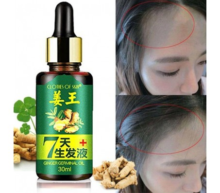 Clothe of Skin Ginger Germinal Oil 30ml