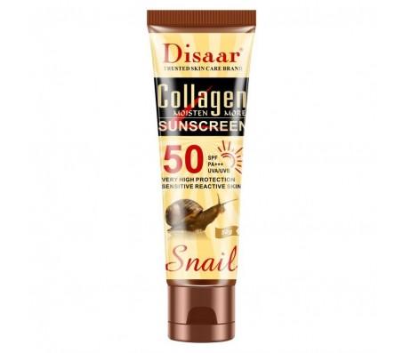 Disaar Snail Collagen Sunscreen 50g