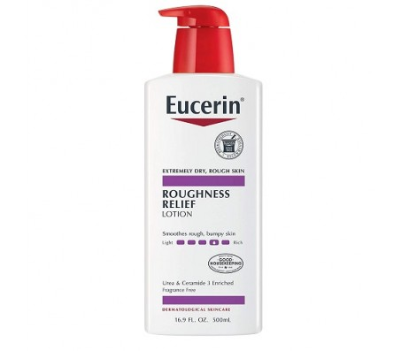 Eucerin Roughness Relief Lotion 500ml