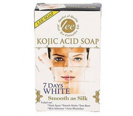Lee Kojic Acid Soap - 6 Bars (160g Each)