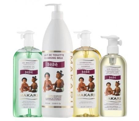 Makari Bebe Bath Time Essentials
